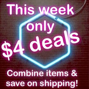Other - THIS WEEK ONLY!!!